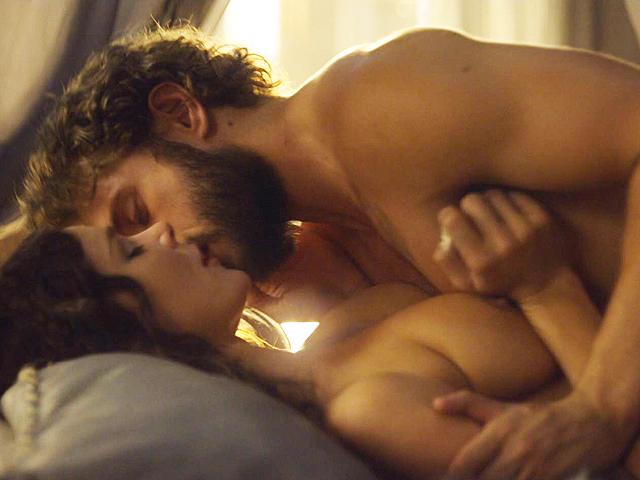 Dayne naked bella BBC's Troy