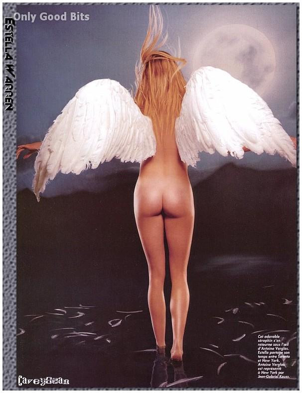 sex nude naked bitch estella warrent
